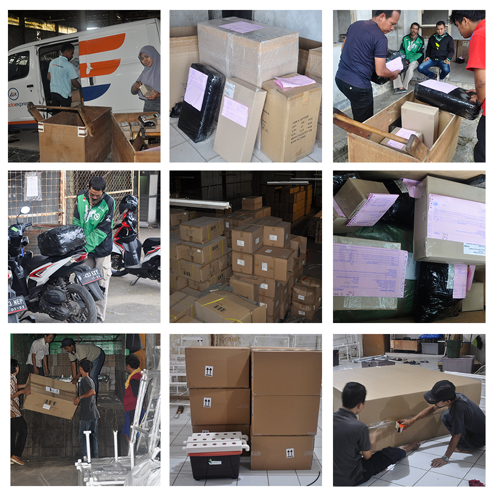 Pengiriman Logistik Kurir Jirifarm