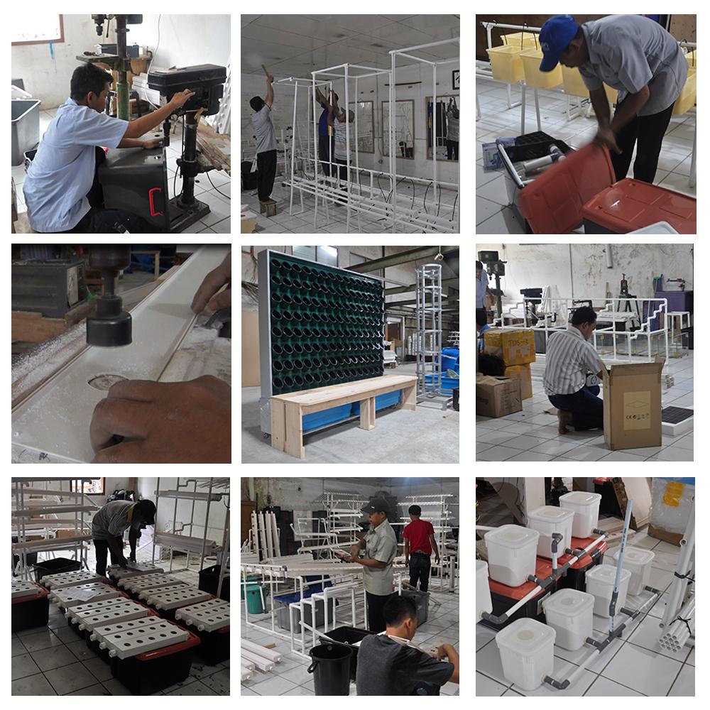 Proses Produksi Starterkit Jirifarm
